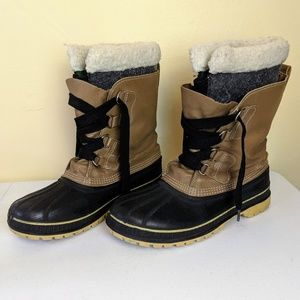 Sorel Caribou Boots with Thermoplus Lining